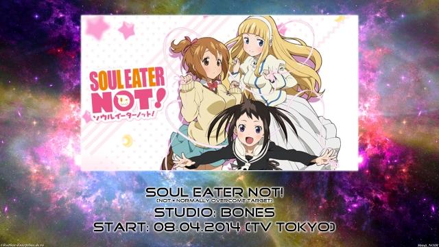 11. Soul Eater Not
