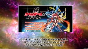 12 - Ore Twintails ni Narimasu