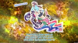 05. The Rolling Girls