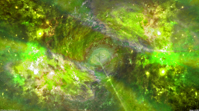 07 - Stardust - hypergreen