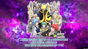 10. Assassination Classroom